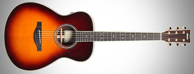 Yamaha L Series LS16 acoustic guitar