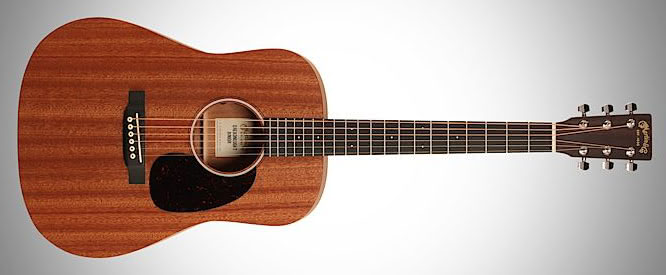 Martin D Junior acoustic guitar