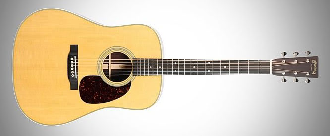 Martin DRS2 Dreadnought acoustic guitar