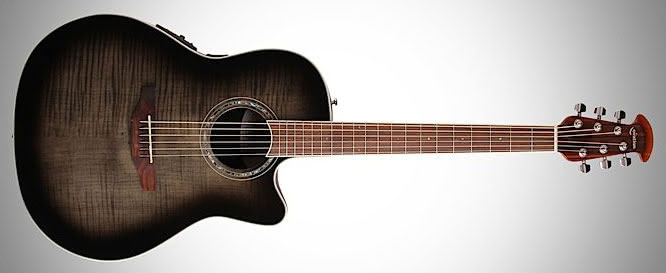 Ovation Standard Elite 2778 acoustic guitar