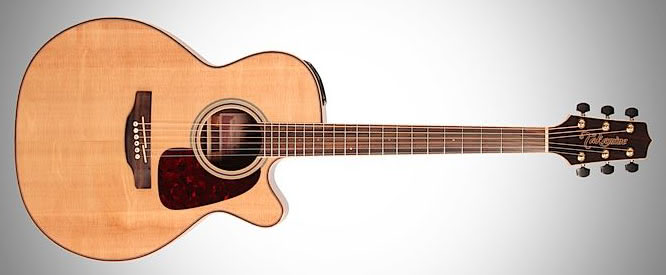 Takamine GN93CE acoustic guitar