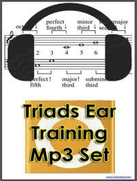 interval ear training on the go