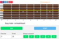 fretboard trainer guitar software