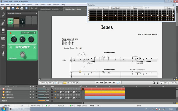 guitar tabs software