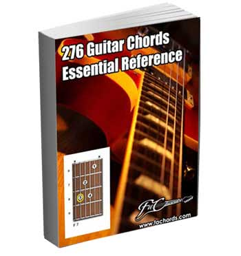 free chords and scales ebook