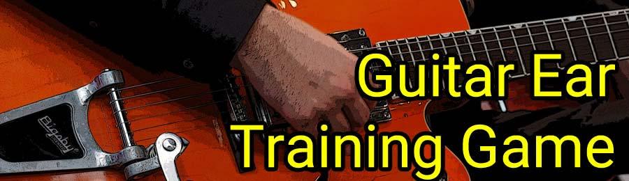guitar ear training online interactive game. Black Bedroom Furniture Sets. Home Design Ideas