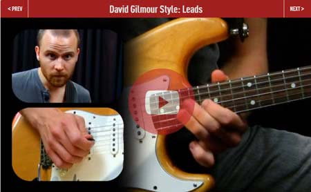 Guitar Tricks video lessons