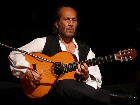 flamenco spanish guitarist Paco the Lucia