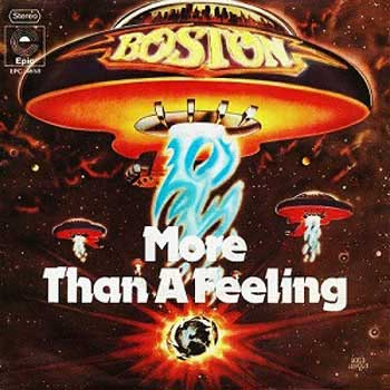boston more than a feeling chord progressions