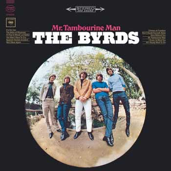 the Byrds Mr Tamburine Man chord progressions