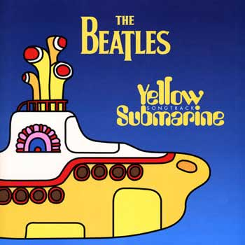 beatles - yellow submarine chord progressions